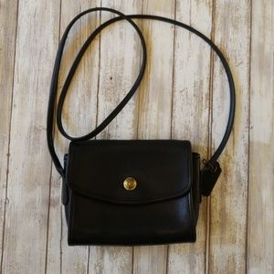 Coach vintage Chrystie leather cross body bag